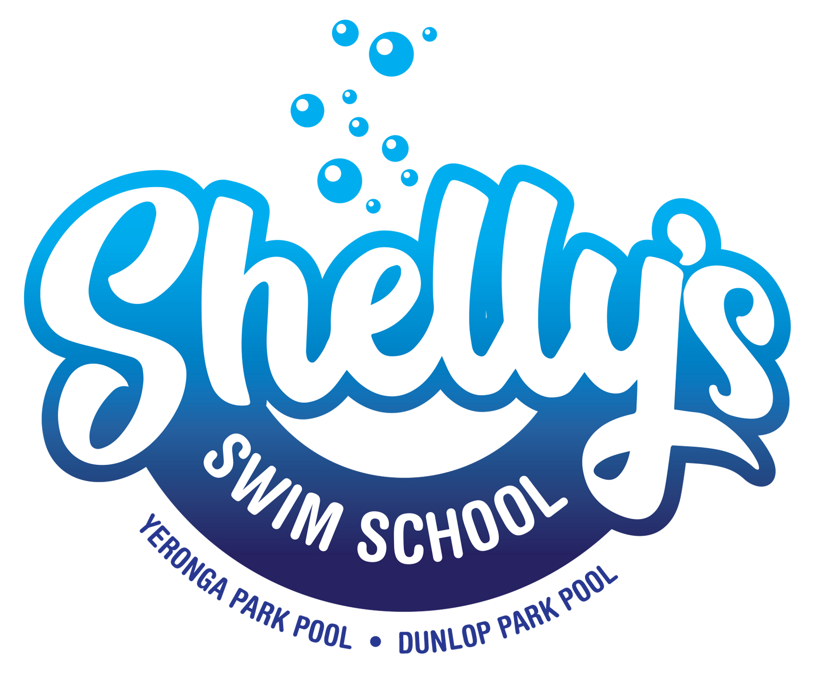 Shelly's Swim School Logo